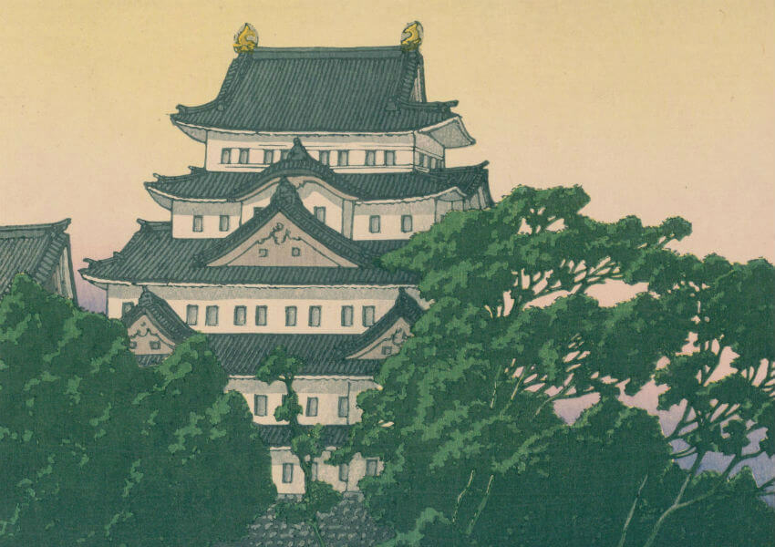 城がテーマになった映画